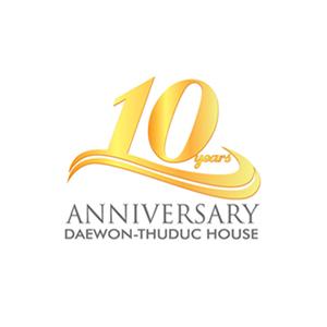 Daewon - Thuduc, tầm cao phát triển 10 năm