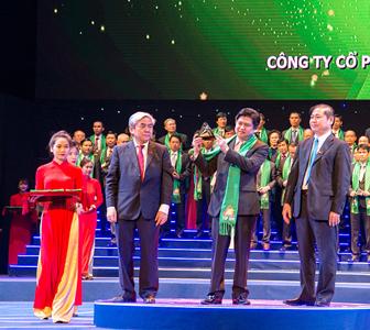 Thuduc House Group bội thu tại giải Sao Vàng Đất Việt 2015