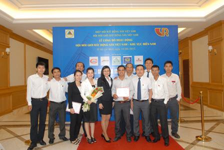 Ra mắt Hiệp hội môi giới BĐS khu vực phía Nam