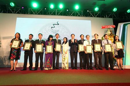 Báo cáo thường niên tốt nhất năm 2014: Lần thứ 7, Thuduc House nhận giải