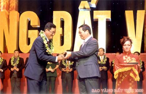 TDH – TOP 100 Sao Vàng Đất Việt 2009