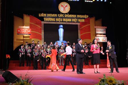 Thuduc House: Top 120 thương hiệu mạnh Việt Nam 2010