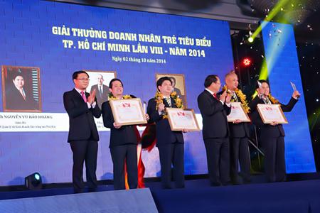 Thuduc Agromarket bội thu giải thưởng được vinh danh