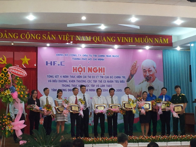 HFIC tổng kết 4 năm thực hiện chỉ thị 03-CT/TW của Bộ Chính trị