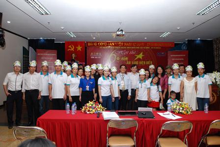 Hào hùng cuộc thi 60 Năm - Âm Vang Điện Biên