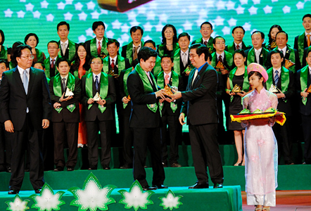 Sao Vàng Đất Việt năm 2011