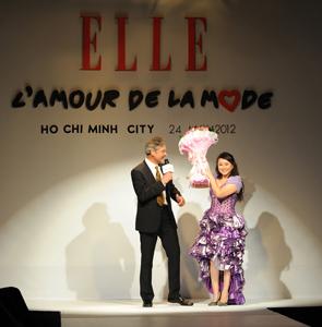 Khai trương Cửa hàng thời trang ELLE Boutique và ELLE Café