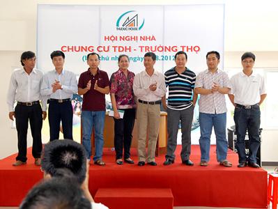 TDH tổ chức hội nghị Nhà chung cư