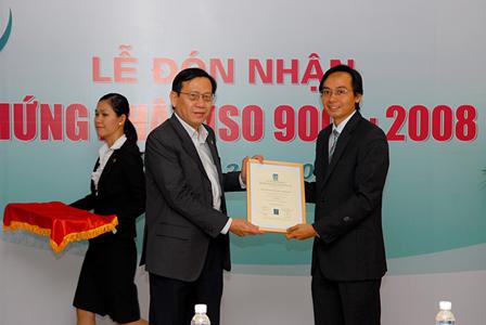 Thuduc House đạt chuẩn 9001:2008 sự cải tiến hiệu quả về quản lý chất lượng