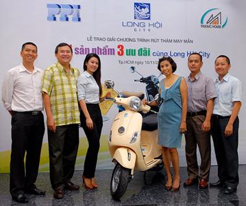 TDH & PPI trao giải chương trình: 1 sản phẩm, 3 ưu đãi
