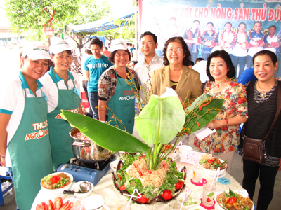 Thuduc Agromarket: Hội thao mừng các ngày lễ lớn