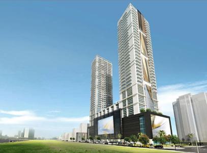 Khu phức hợp TT Thương mại Quốc tế, cao ốc văn phòng và căn hộ 36 tầng