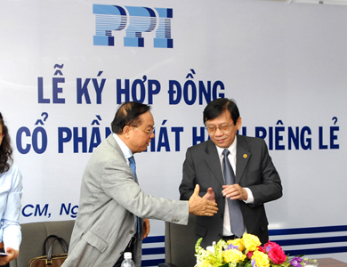 Thuduc House mua 2 triệu cổ phiếu PPI