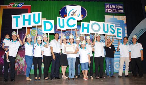Đội TDH đoạt giải II Hội thi tìm hiểu về Hợp đồng Lao động