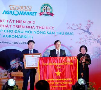 Lễ họp mặt tất niên Thuduc House và Lễ kỷ niệm 10 năm thành lập Thuduc Agromarket