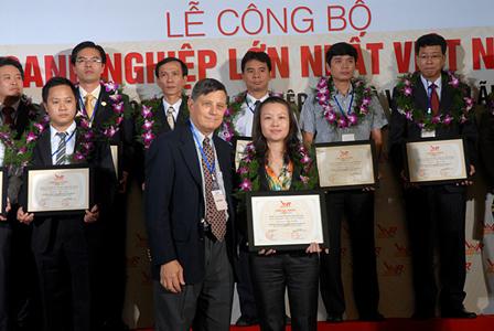 Thuduc House: Top 500 doanh nghiệp lớn nhất VN 2010