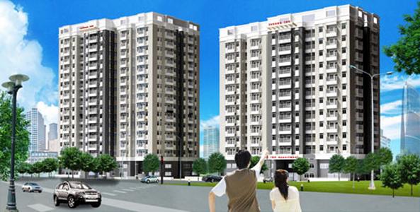 Công bố bán căn hộ TDH - Trường Thọ từ ngày 18/02/2009