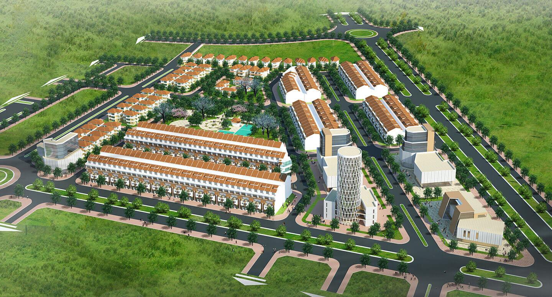 Long Hoi City
