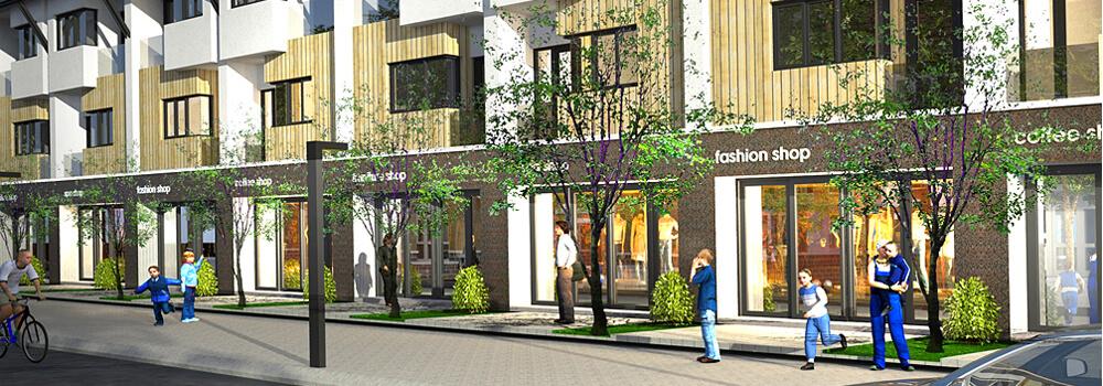 Khu phố thương mại Magnolia