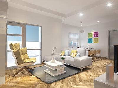 Thuduc House mở bán đợt đầu dòng sản phẩm S-Home căn hộ vừa và nhỏ