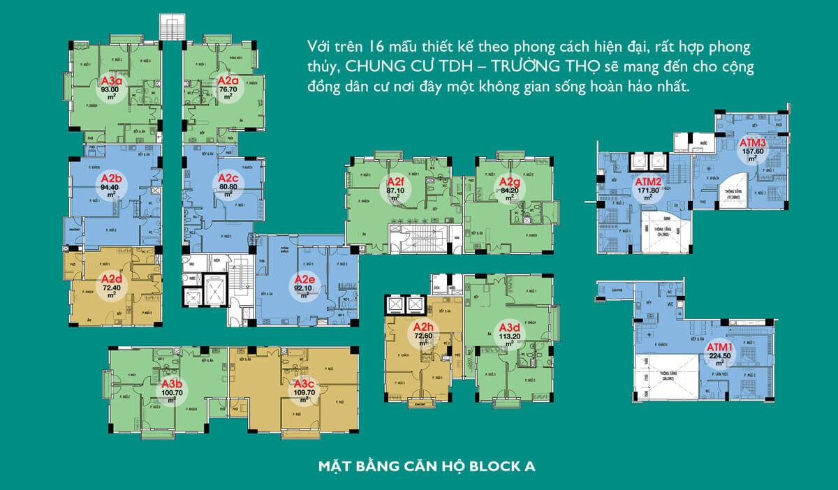 Căn hộ Block A